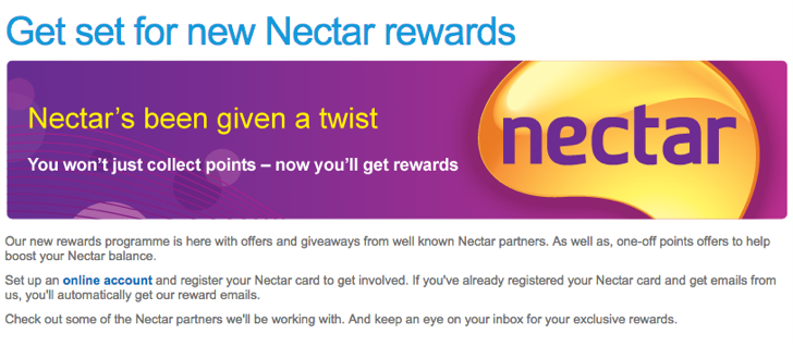 www britishgas co uk/nectar - How To Register To Collect
