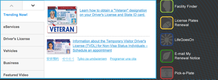 renew an illinois license plate online