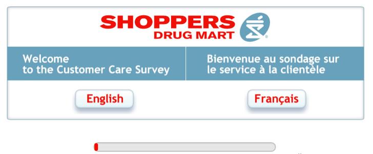 shoppers drug mart customer care survey