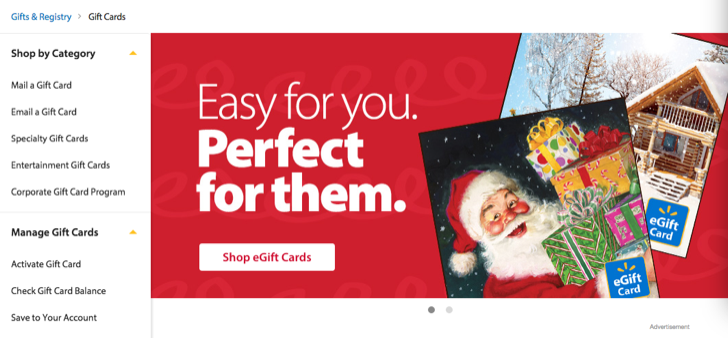 Www Walmart Com Giftcards How To Check A Walmart Gift Card Balance