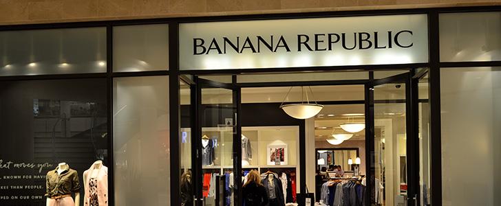 Customer experience survey banana republic